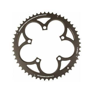 Plateau Campagnolo chorus/record 50T 5 branches 110 bcd 11v gris