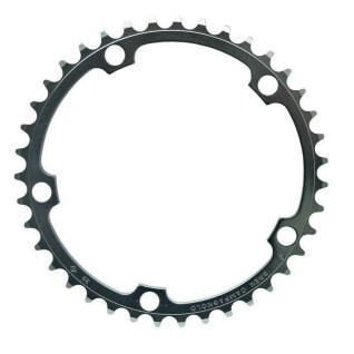 Plateau Campagnolo chorus/record 52T 5 branches 110 bcd 11v gris