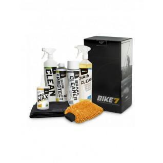 Pack d'entretien Bike7 wax