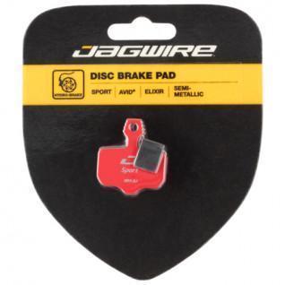 Plaquette de frein Jagwire Sport Semi-Metallic Disc Brake Pad Hayes Prime