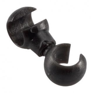 Accessoires câblage Jagwire Rotating Hook-Black 4pcs