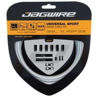 Kit de freinage Jagwire Universal Sport Brake Kit-White