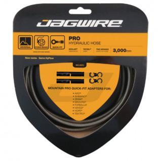 Câble Jagwire Pro Hydraulic Hose Kit-Carbon Silver