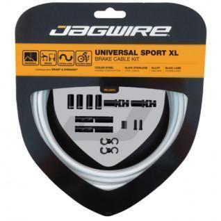 Kit câble de frein Jagwire Universal Sport Brake XL Kit-White