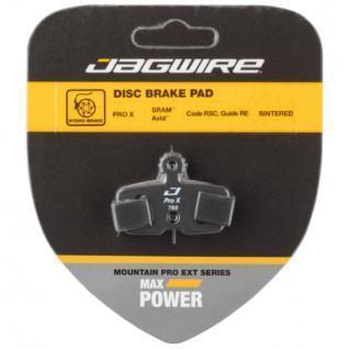 Plaquette de frein Jagwire Pro Extreme Sintered Disc Brake Pad SRAM Red
