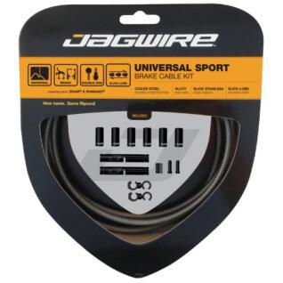 Patins de frein Jagwire Universal Sport Brake Kit-Carbon Silver