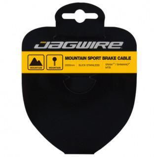 Câble de frein Jagwire Mountain Brake Cable-Slick Stainless-1.5X2000mm-SRAM/Shimano