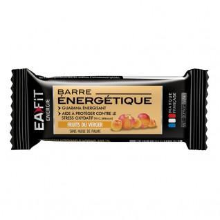 Barre énergétique fruits vergers EA Fit (24x30g)