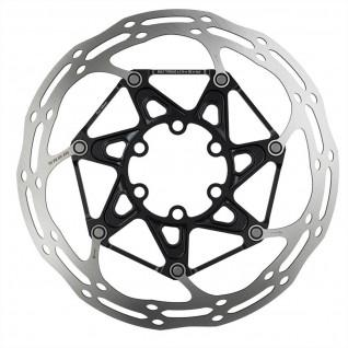 Disques Sram Rotor Centerline 2P 180Mm Black Ti Rounded