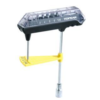 Clé dynamométrique Topeak ComboTorq Wrench & Bit Set