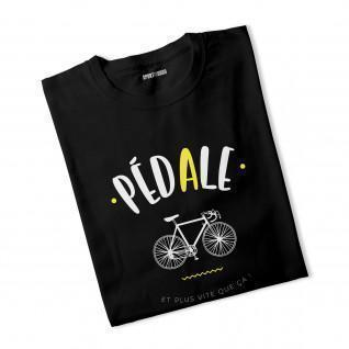 T-shirt femme Pédale